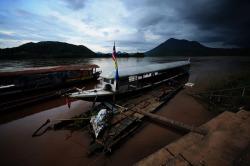 Thaïlande : région du Nord-Est : Sangkhom